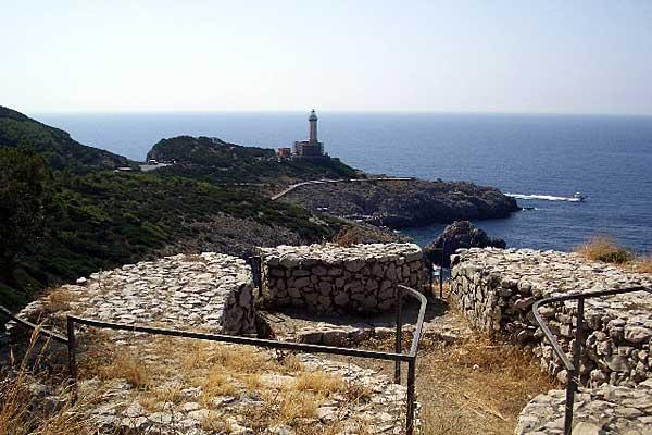 Meraviglie del Mare – Il sentieri dei fortini di Capri