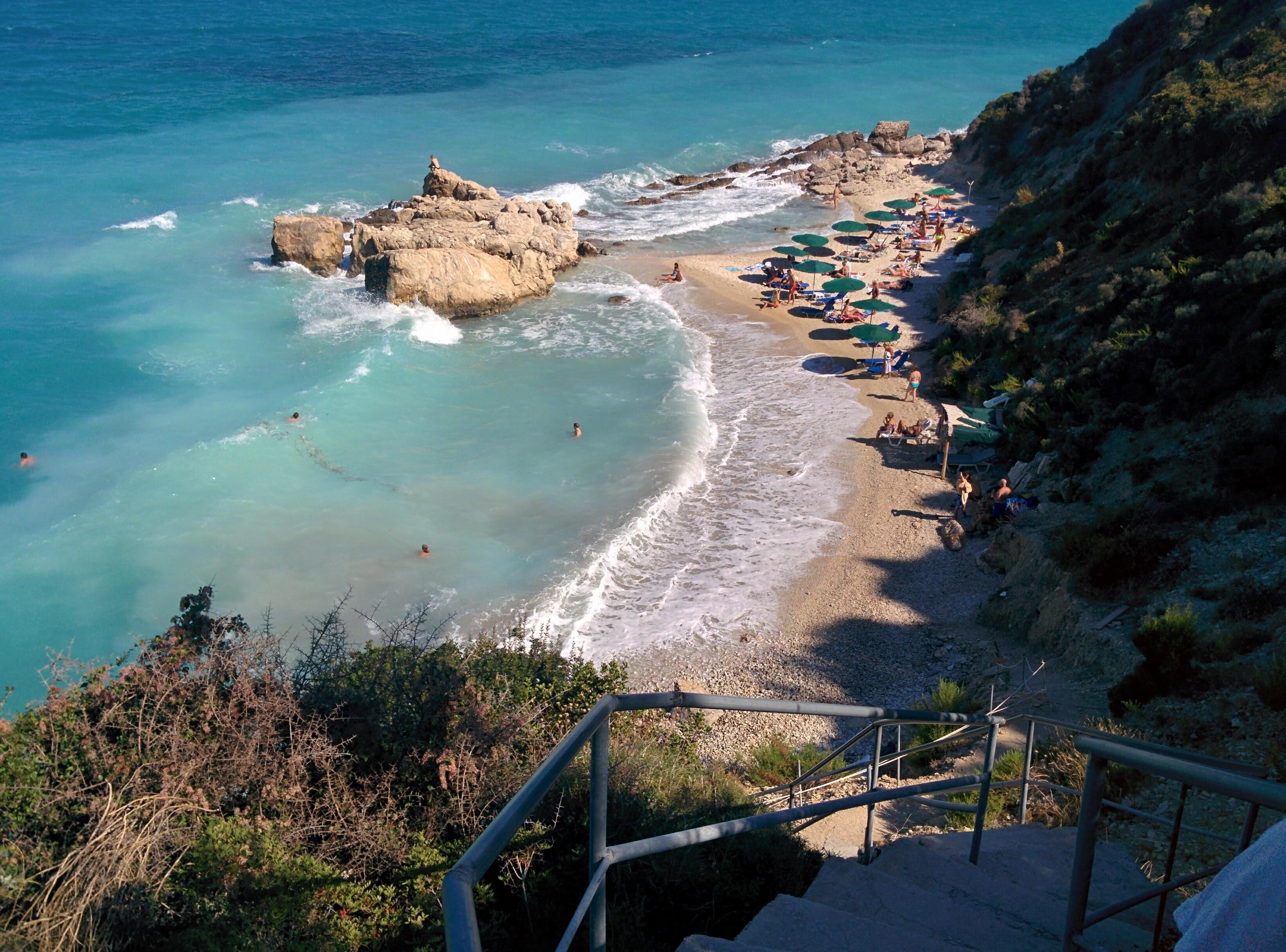 Meraviglie del mare – Spiagge di Zolfo