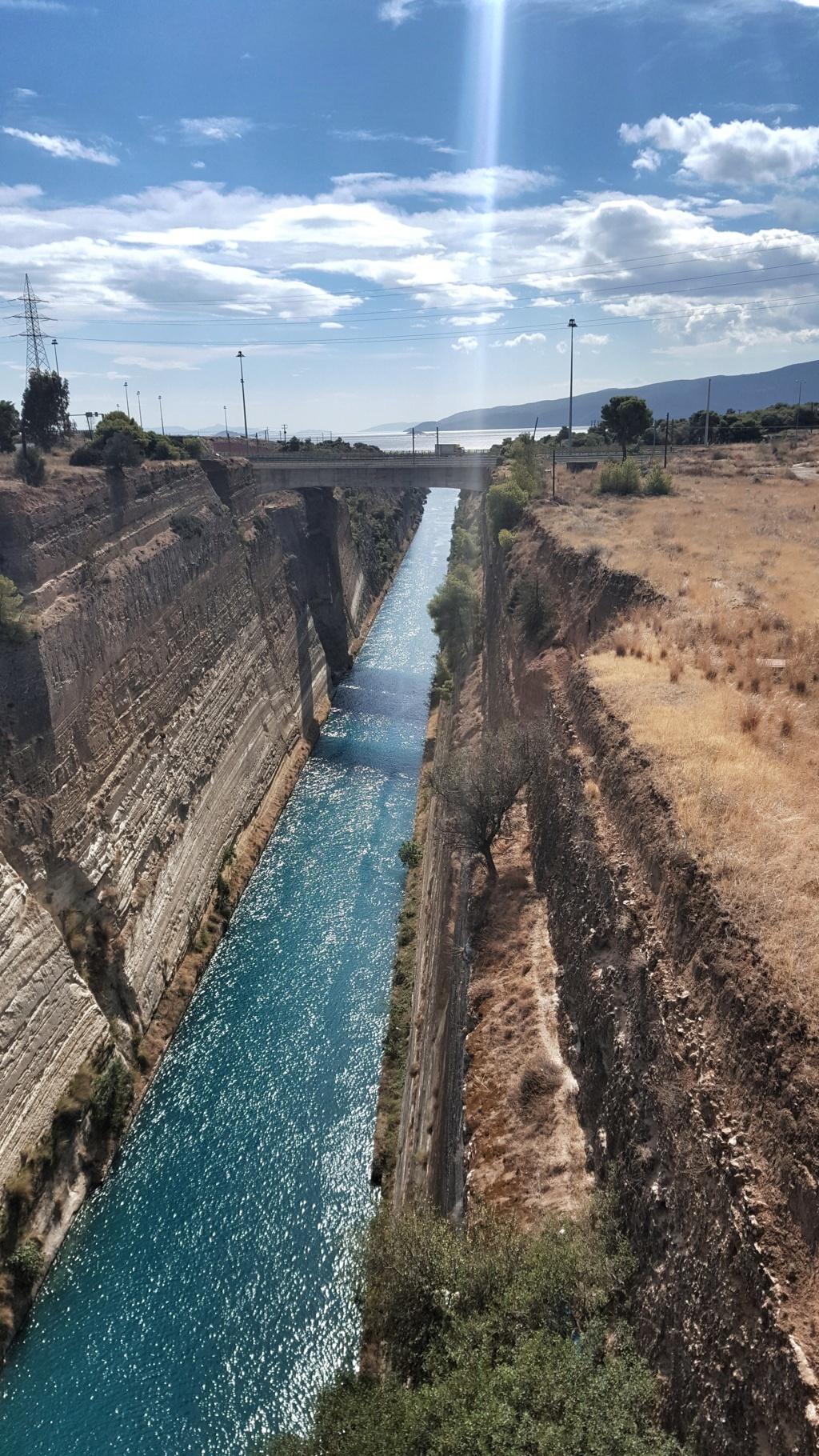 Meraviglie del Mare – Il Canale di Corinto