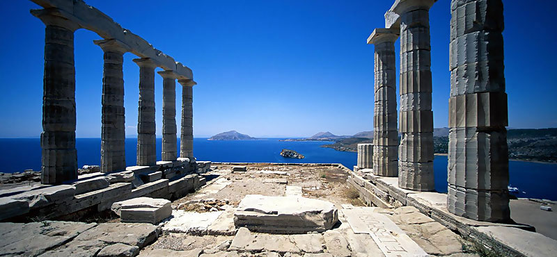 Meraviglie del Mare – Il tempio di Poseidone