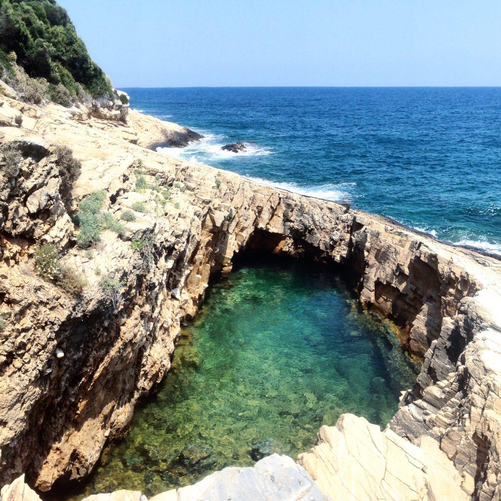nautica Piscina grecia