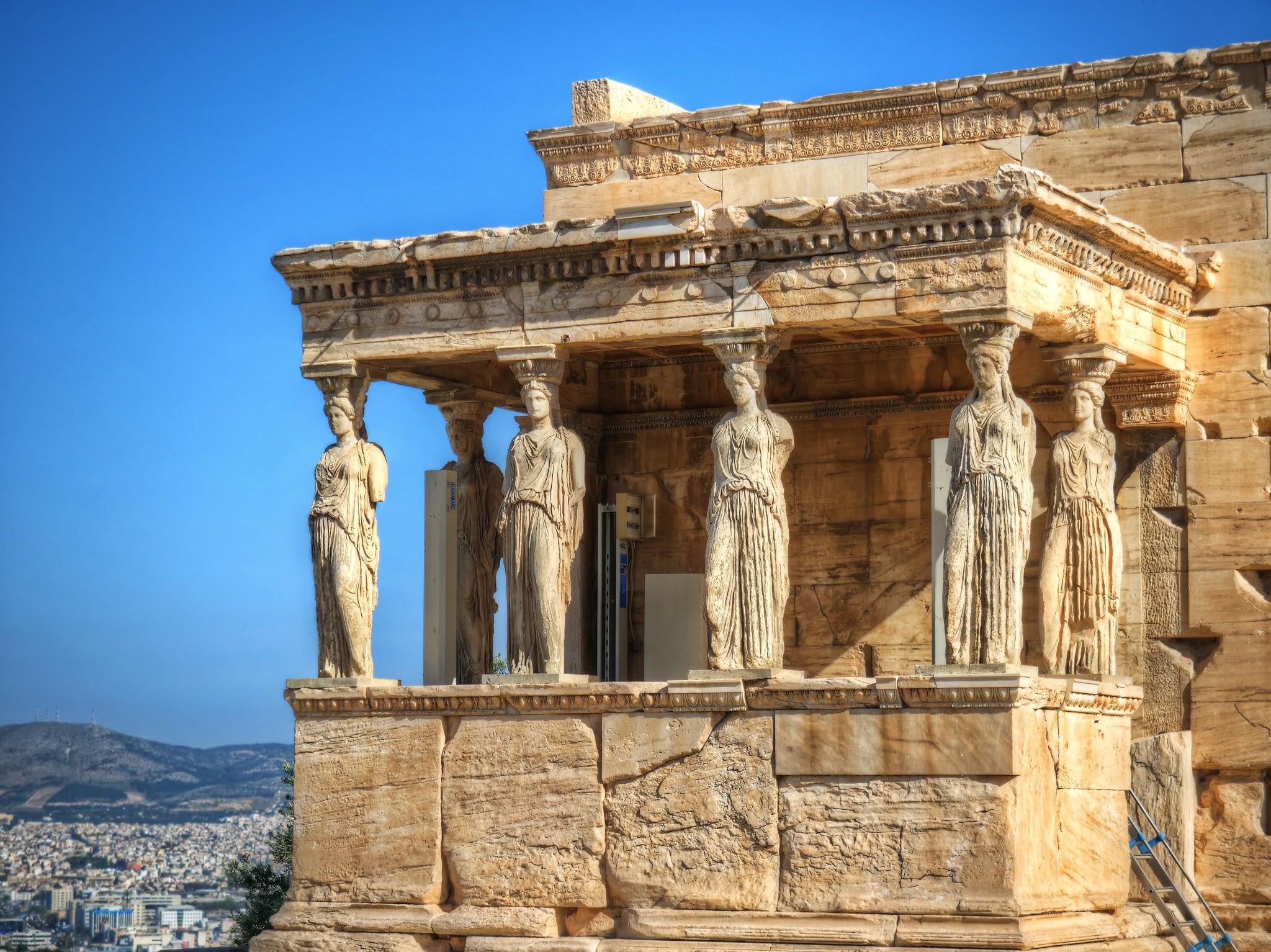 Meraviglie del Mare – Acropoli di Atene