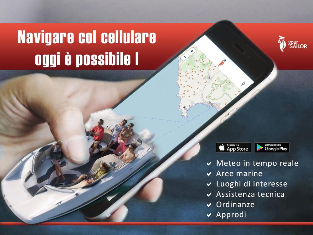 YourSailor_cellulare_diporto